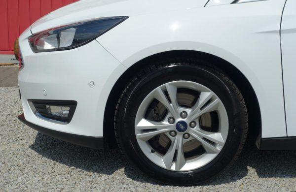 Ford Focus 2.0TDCi Titanium ACC TEMPOMAT, NAVI, nabídka A99/19