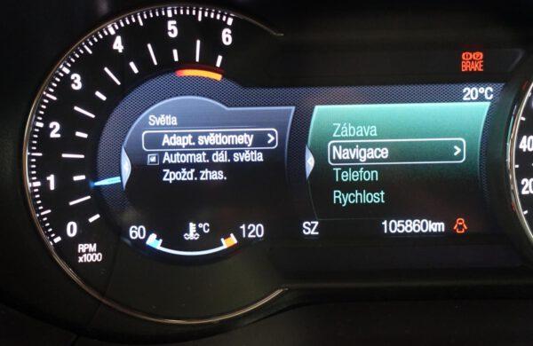 Ford S-MAX 2.0 TDCi Titanium LEDsvětla SYNC 3, nabídka A99/21