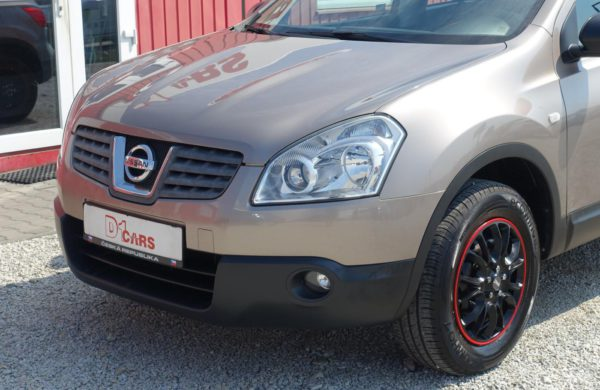 Nissan Qashqai 1.6i KLIMATIZACE, KOUPENO VČR, nabídka AV12/19