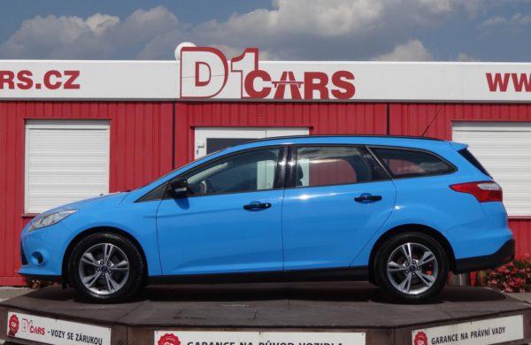 Ford Focus 1.6 TDCi CZ NAVIGACE, ZIMNÍ PAKET, nabídka AV14/18
