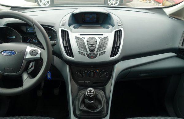 Ford Grand C-MAX 1.6 TDCi 85 kW, VYHŘÍVANÁ SEDADLA, nabídka AV14/19