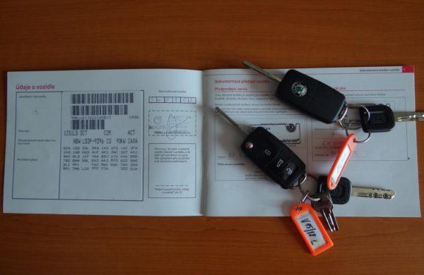 Škoda Octavia 1.4 TSi KLIMATIZACE, KOUPENO VČR, nabídka AV15/18