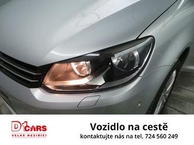 Volkswagen Touran 2.0 TDi CUP