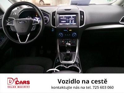 Ford Galaxy 2.0TDCi 7míst