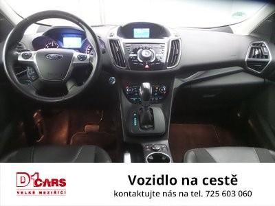 Ford Kuga 2.0 TDCi 4×4 Aut. TITANIUM