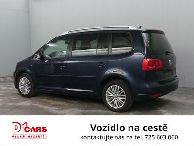 Volkswagen Touran 2.0TDi CUP