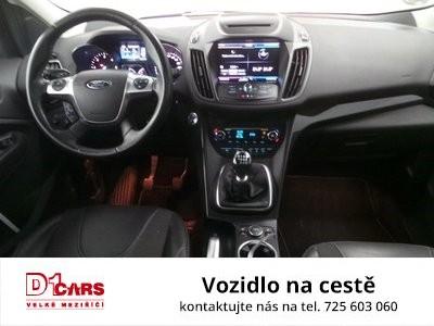 Ford Kuga 2.0TDCi TITANIUM