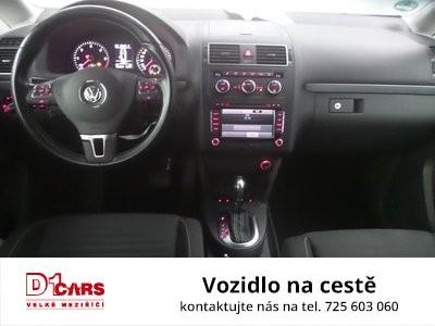 Volkswagen Touran 2.0TDi