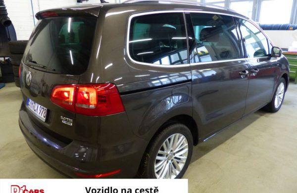 Volkswagen Sharan 2.0TDi CUP