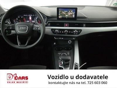 Audi A42.0TDi STRONIC