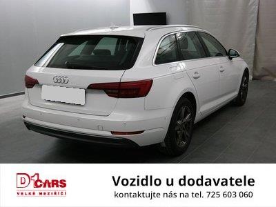 Audi A42.0TDi STRONIC SPORT
