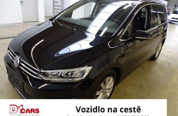 Volkswagen Touran 2.0TDi 110kW HIGHLINE