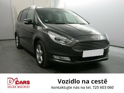 Ford Galaxy 2.0TDCi 4×4 Titanium