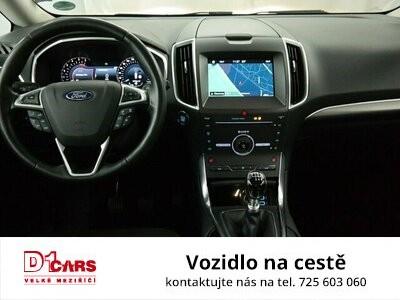 Ford Galaxy 2.0TDCi ALLRAD TITANIUM