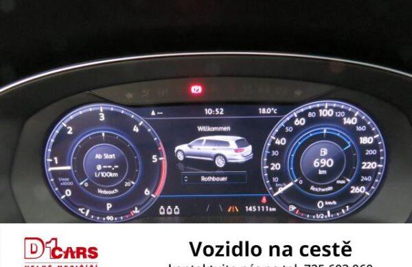 Volkswagen Passat 2.0TDi 140kW Highline R-Line