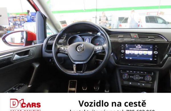 Volkswagen Touran 2.0TDi 110kw
