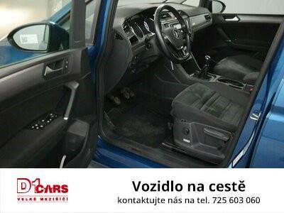 Volkswagen Touran 2.0TDi Comfortline