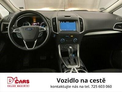 Ford S-Max 2.0 TDCi Powershift