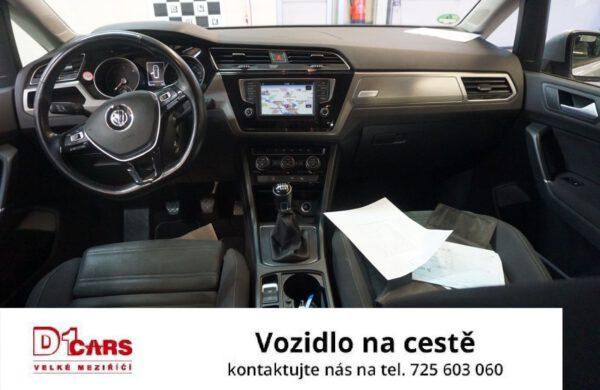 Volkswagen Touran 2.0TDi 110kW Comfortline