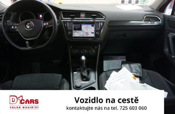 Volkswagen Tiguan 2.0TDi 4motion DSG