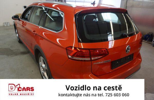 Volkswagen Passat 2.0TDi Alltrack 4motion