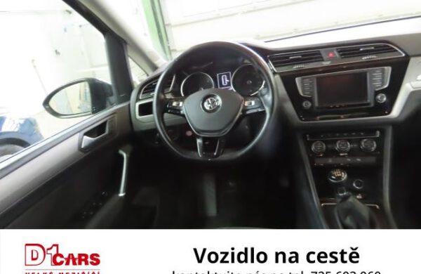Volkswagen Touran 2.0 TDi Comfortline