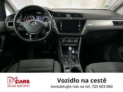 Volkswagen Touran 2.0TDi DSG Comfortline