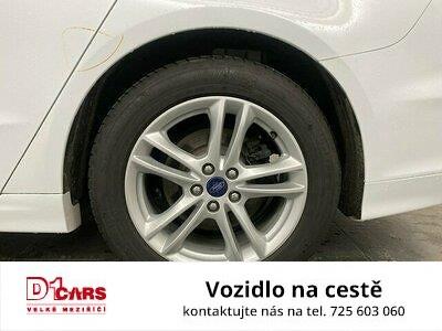 Ford Mondeo 2.0TDCi 132kW Titanium
