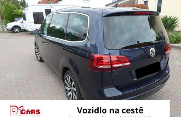 VW Sharan 2,0 TDi