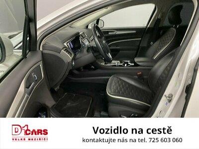 Ford Mondeo 2.0TDCi Allrad Vignale