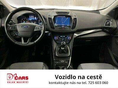 Ford Kuga 2,0 TDCi Titanium 4×4